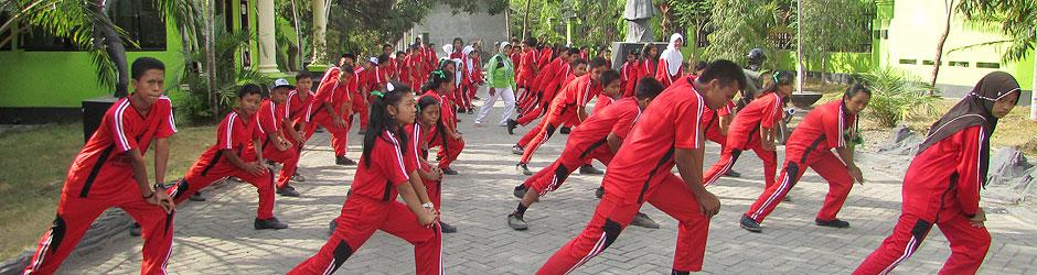 foto-kegiatan-senam-smpn1-bangorejo