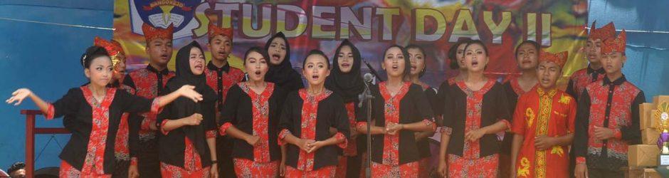 paduan suara student day 2 2017